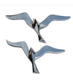 Aluminium Bird Wall Decoration