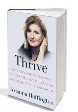Thrive - Arianna HuffingtonÊ