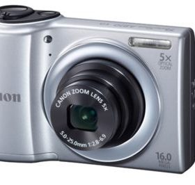 Canon PowerShot A810 Digital Camera