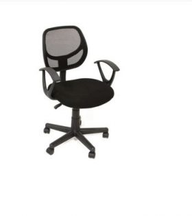 Mesh secretarial chair