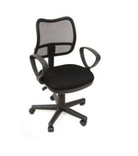 Mesh secretarial chair TCT 046