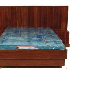 Double queen size bed - BED ONLY