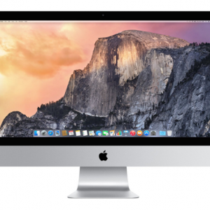 Apple iMac 27-inch All-in-One Desktop PC with Magic Mouse and Wireless Keyboard (Intel Core i5 3.2GHz Processor