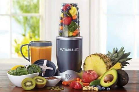 900 Series Nutri Bullet PRO High-Speed Smoothie Maker 4