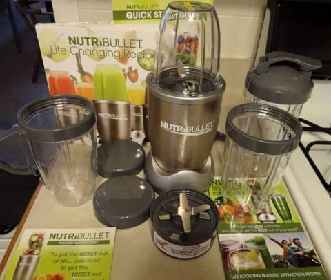900 Series Nutri Bullet PRO High-Speed Smoothie Maker 2