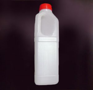 500ml Square Bottle with handle 1
