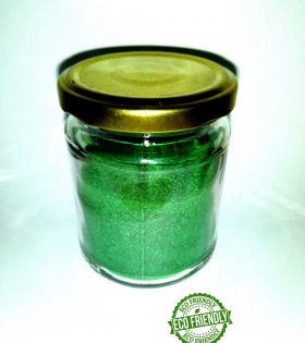 100g Spirulina Powder (100g inside Glass Jar)