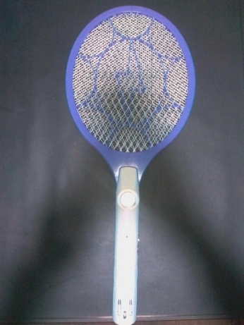 Rechargeable Mosquito Killer Zapper or Swatter with LED torch 2