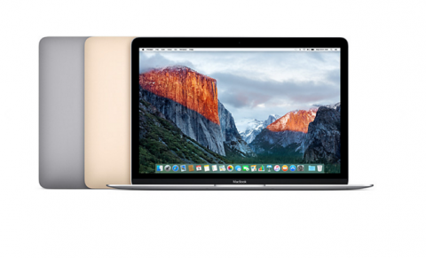 Apple 12-Inch MacBook (Intel Core 2