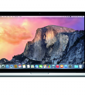 Apple ME865B/A 13-inch MacBook Pro with Retina Display (Intel Dual Core i5 2.4GHz, 8GB RAM, 256GB HDD, Iris Pro Graphics, Mac OS X)