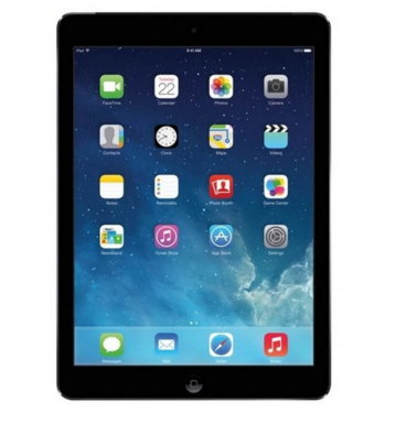 APPLE iPad 4 16GB-Black 1
