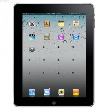 APPLE iPad 4 16GB-Black 3