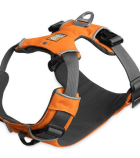 Ruffwear Front Range Harness - Orange - Small