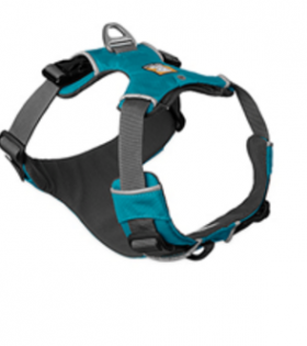 Ruffwear Front Range Harness - Blue - Small
