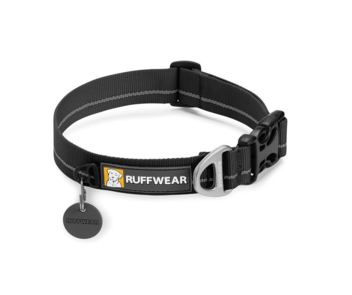 Ruffwear Hoopie Collar Black Medium