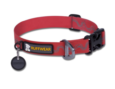 Ruffwear HeadWater Collar- Red Large