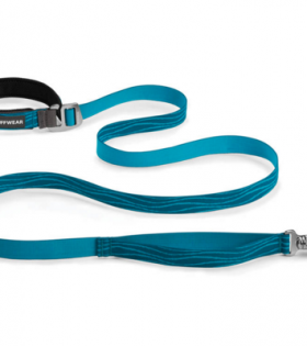 Ruffwear Flat Out Leash - Pacific Wave
