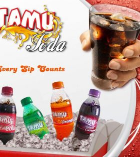 350ml Tamu Soda