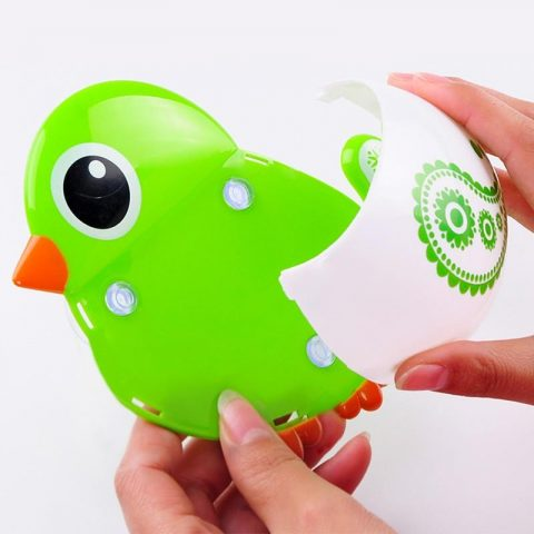 Lovely Bird Storage Organizer with suction cups 2