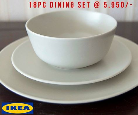 18 piece dining set 1
