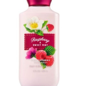 raspberry lotion
